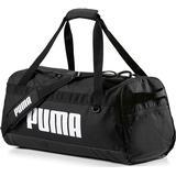 Tasker Puma Challenger Medium Duffel Bag - Black