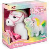 Interaktive legetøj på tilbud TOBAR Animigos Rainbow Unicorn