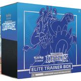 Pokémon Sword & Shield Battle Styles Elite Trainer Box Blue