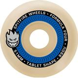 Skateboard Spitfire Formula Four Tablets 52mm 99A