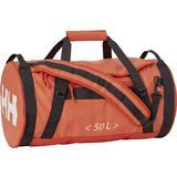 Sportstasker & Dufflebags Helly Hansen Duffel Bag 2 50L - Cherry Tomato/Ebony/Off White
