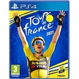 PlayStation 4 spil Tour de France 2021