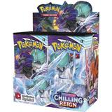 Brætspil Pokémon Sword & Shield Chilling Reign Booster Box