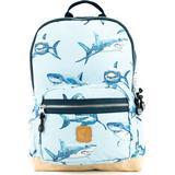 Tasker Pick & Pack Shark Backpack M - Light blue
