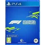 PlayStation 4 spil F1 2021