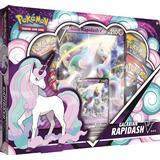 Pokemon kort Brætspil Pokémon Galarian Rapidash V Box
