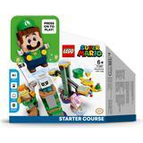 Lego Adventure with Luigi 71387
