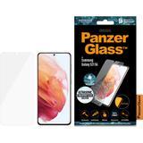 PanzerGlass Ultrasonic Fingerprint Glass Screen Protector for Galaxy S21
