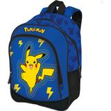 Rygsække Pokémon Light Bolt Backpack - Blue