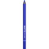 Gosh Matte Eye Liner #008 Crazy Blue