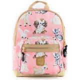 Tasker Pick & Pack Cute Animals Backpack S - Coral