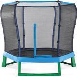 Trampolin Plum Junior Jumper Trampoline 220x220cm + Safety Net