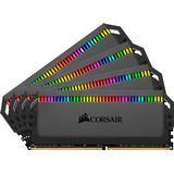 Corsair Dominator Platinum RGB Black DDR4 3600 MHz 4x8GB (CMT32GX4M4D3600C18)