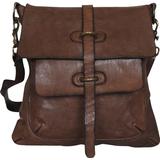 Tasker Campomaggi Medium Crossover Bag 0140 - Brown