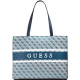 Tasker Guess Monique 4G Logo Shopper - Blue
