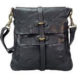 Tasker Campomaggi Lavata Crossover Bag - Black
