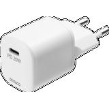 Iphone 12 oplader Batterier & Opladere Deltaco USBC-AC142