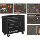 Værktøjsvogn Bahco 1475KXL6CBK-FF6