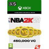 Nba 2k21 Spil tilbehør Microsoft NBA 2K21 - 450000 VC - Xbox One