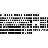 Ukategoriseret SteelSeries PrismCAPS Black Nordic
