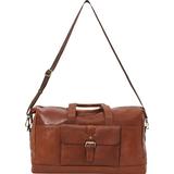 Weekendtasker Saddler Charles Weekend Bag - Brown