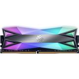 DDR4 Adata XPG SPECTRIX D60G RGB DDR4 3600MHz 16GB (AX4U360016G18A-ST60)
