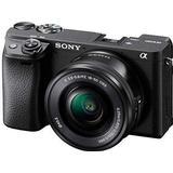 Sony Alpha 6400 + E PZ 16-50mm F3.5-5.6 OSS