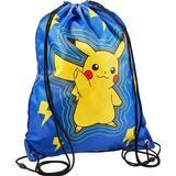 Rygsække Pokémon Light Bolt Gym Bag - Blue
