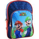 Rygsække Nintendo Super Mario Backpack 19L - Red/Blue