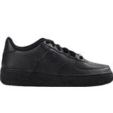 Nike air force 1 junior Børnesko Nike Air Force 1 LE GS - Black