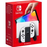 Spillekonsoller Nintendo Switch OLED Model - White