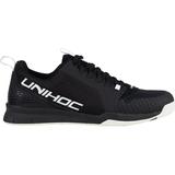 Floorball Unihoc U4 Plus Lowcut M - Black
