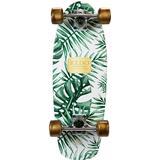 """Skateboard på tilbud Redo Shorty Cruiser Green Palm 8.25"""""""