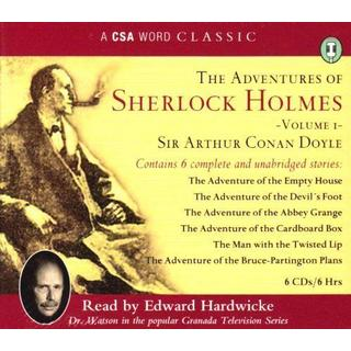 Adventures of Sherlock Holmes: v. 1 (Csa Word Classic)