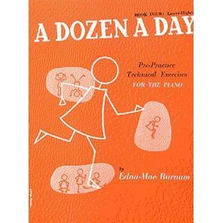 A Dozen a Day: Bk. 4 Lower Higher (Häftad, 2000), Häftad