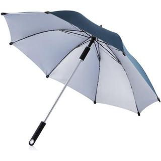 "XD Design 23"" Hurricane Umbrella Blue/Silver (P850.105)"
