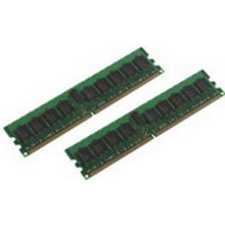 MicroMemory DDR2 400MHz 2x2GB ECC Reg for Fujitsu (MMG1062/4096)
