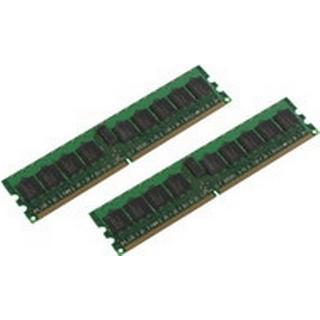 MicroMemory DDR2 400MHz 2x2GB ECC Reg for Dell (MMG1282/4GB)