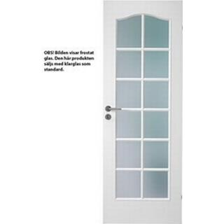 Swedoor Style SP12B Indvendig dør Klar glas S 0502-Y Højrehængt (82.5x204cm)