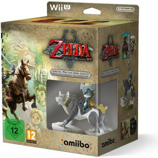 The Legend of Zelda Twilight Princess HD WIIU incl. amiibo Limited Edition