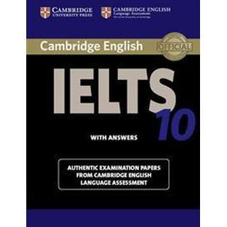 Cambridge English IELTS 10 with Answers (Pocket, 2015), Pocket
