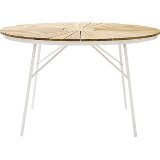 Cinas Hard & Ellen Ø130cm Spisebord