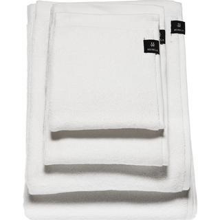 Himla Lina Badehåndklæde Hvid (140x70cm)