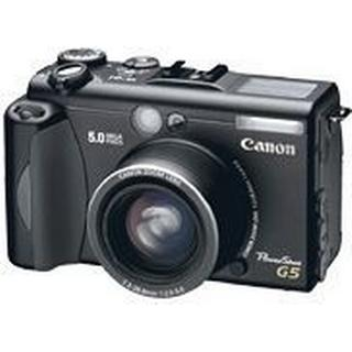 Canon PowerShot Pro G5