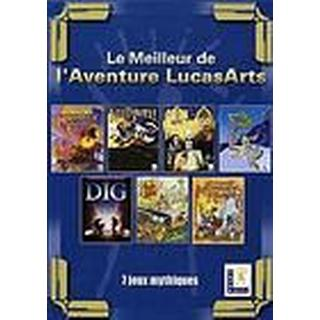 Pack Aventures Lucas Arts
