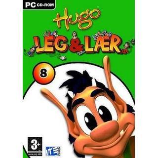 Hugo Leg og Lær 8: Hugo på Rumfart