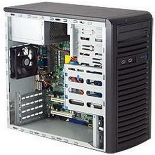 SuperMicro SC731i-300 Mid Tower 300W / Black