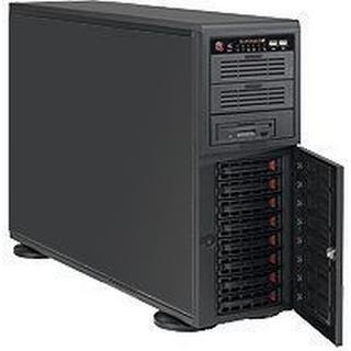 SuperMicro SC743TQ-865B-SQ Rack Mountable 865W / Black
