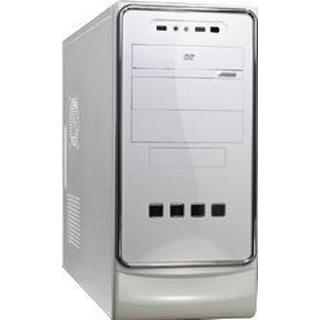 Inter-Tech CK-33 iSmooth MidiTower White