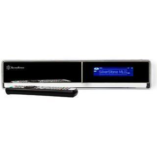 Silverstone ML02B-MXR Desktop 120Watts / Black